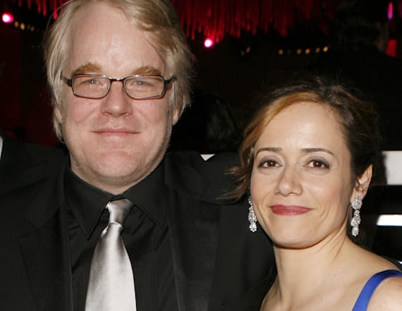 Philip Seymour Hoffman's ex pens essay on relapse