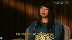 Este comentário de Yuko foi a coisa mais sensata e divertida da final do   MasterChef Brasil  a8f1e82705