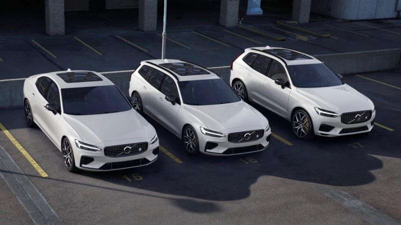 2020 volvo xc60  v60 add polestar engineered models