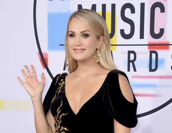Carrie Underwood's most stylish moments in 2018