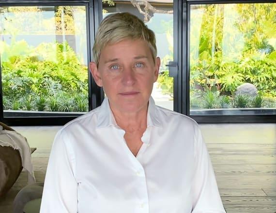 Ellen DeGeneres breaks her silence over claims