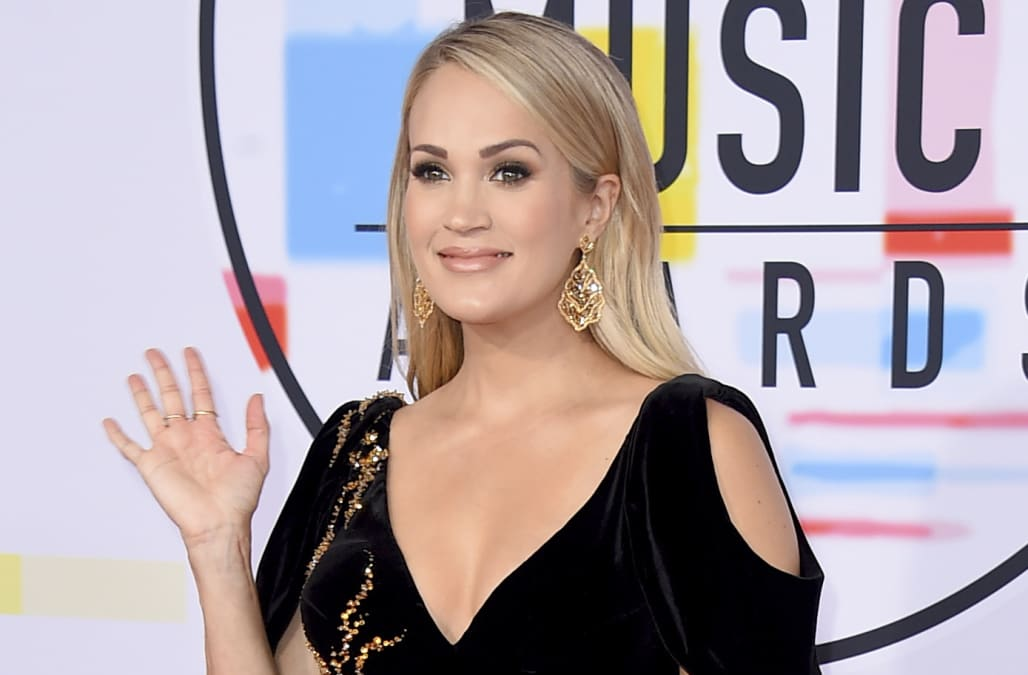 68fc3eec2b0 Carrie Underwood's most stylish moments in 2018 - AOL Lifestyle