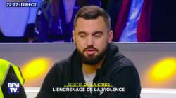Le gilet jaune Éric Drouet appelle à investir l'Elysée