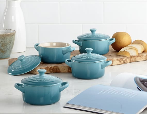 Macy's is having a huge sale on Le Creuset cookware