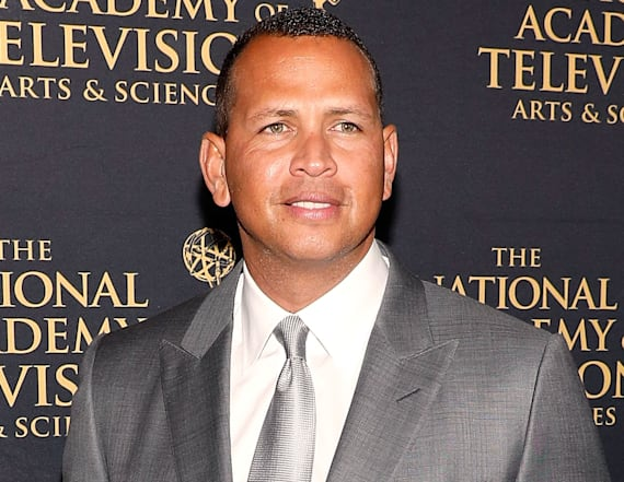 Alex Rodriguez joins popular morning show