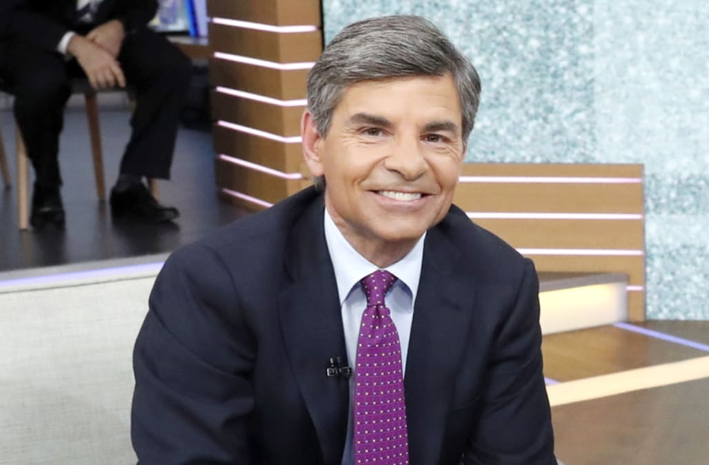 George Stephanopoulos Solidifies Future At Abc With Multimillion Dollar Deal