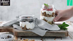 Breakfast Jars For When You're On The