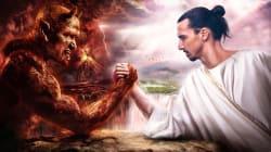Le montage très zlatanesque d'Ibrahimovic pour annoncer son retour à