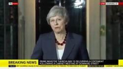 Elle avait relancé l'espoir des anti-Brexit avec ces quatre