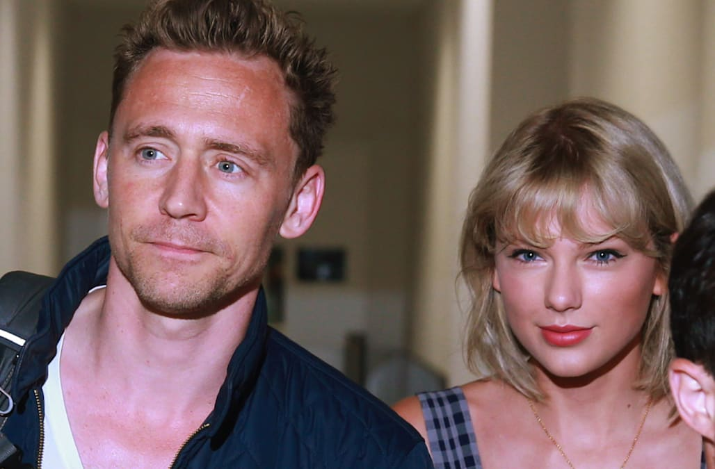 7a8fe5976 Tom Hiddleston says  of course  Taylor Swift romance was real ...
