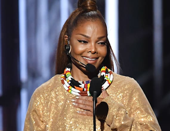 Janet Jackson gushes about God in BBMAs speech
