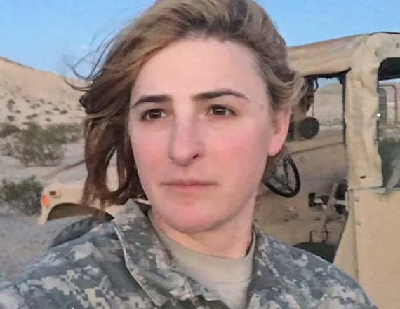 Transgender Army Captain speaks out on military ban