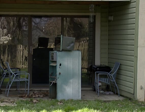 Family believes online purchase led to house fire