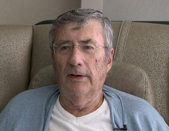 Man says delayed flight saved his life