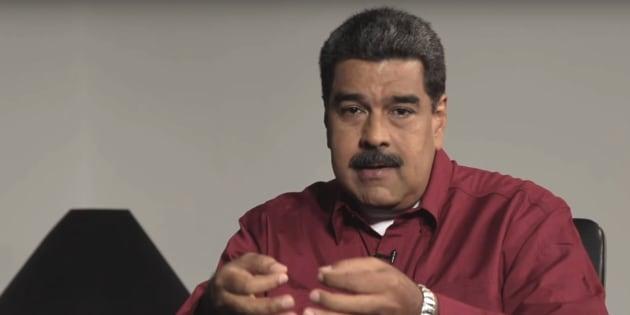 """Pour Maduro, """"Macron est d'ultra-droite"""" et """"est en train de détruire la France"""""""