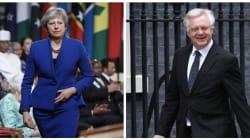 Dimite el ministro británico para el Brexit, ¿y ahora