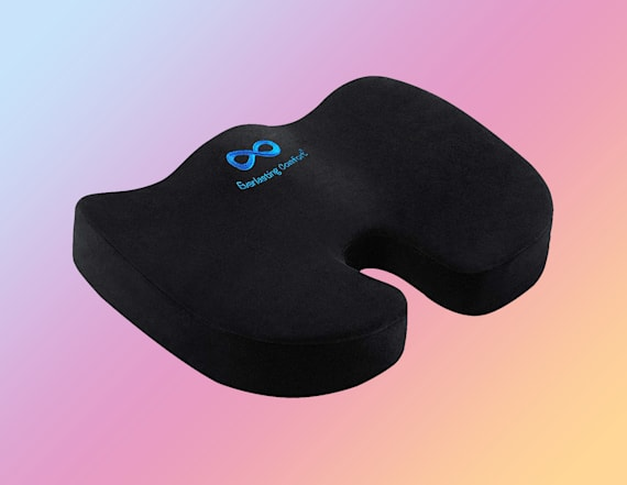 Amazon's No. 1 seat cushion saves your back and bum