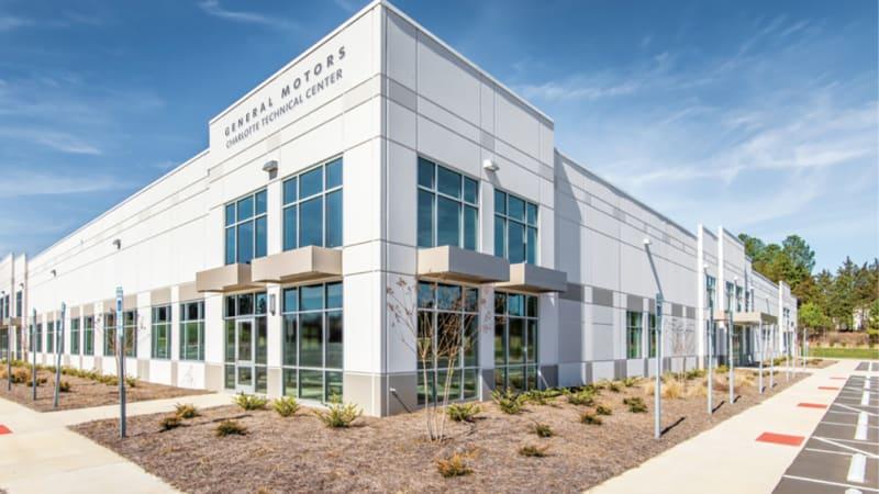 GM prepares 75,000-square-foot North Carolina facility for motorsports magic