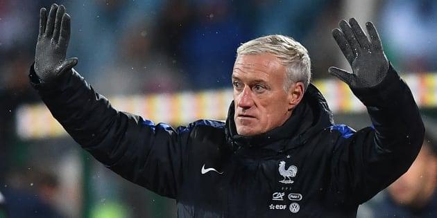 Didier Deschamps reste sur le terrain aux côtés de l'équipe de France jusqu'à la fin de l'Euro-2020.