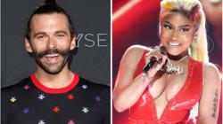 Jonathan Van Ness Calls Out Nicki Minaj For Harper's Bazaar Russia