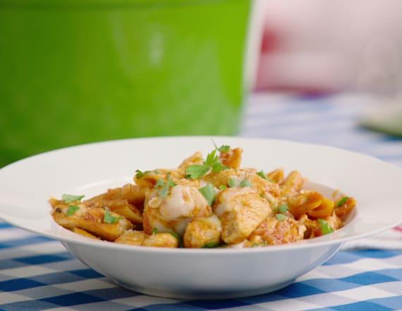 Best Bites: One-pot chicken parm pasta