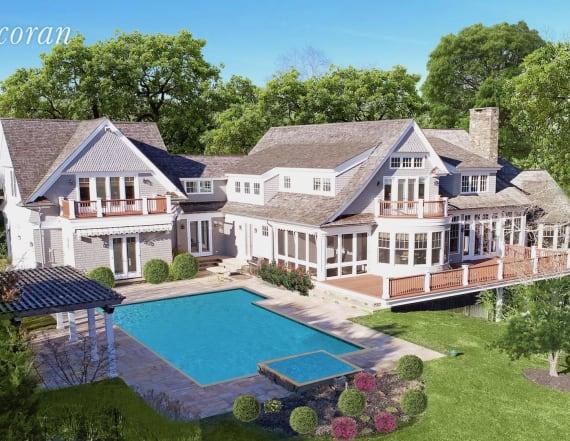 Donald Trump Jr. just bought a $4.5 million house