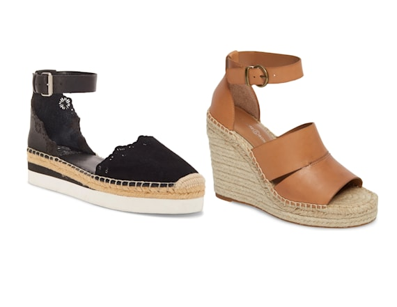 The best-selling espadrille sandals on Instagram