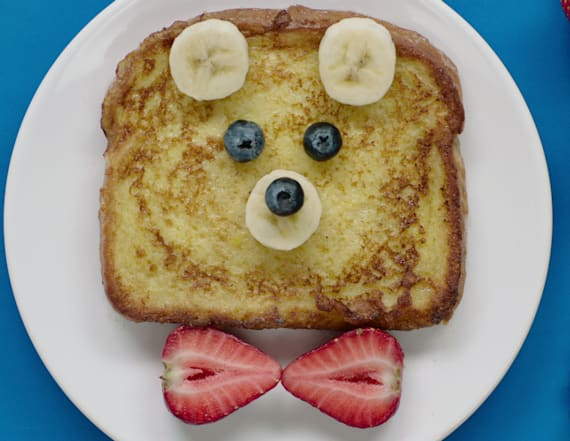 Best Bites: Back to school breakfast bear