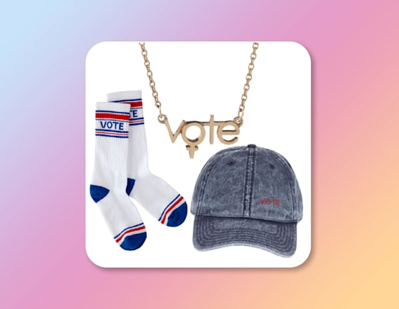 7 chic voting accessories to inspire others to vote