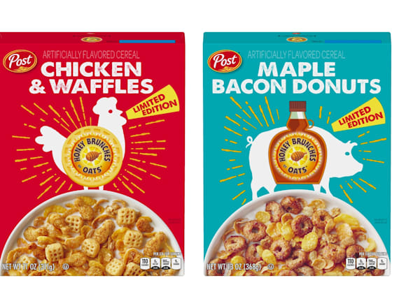 Honey Bunches of Oats cereal launches chicken flavor
