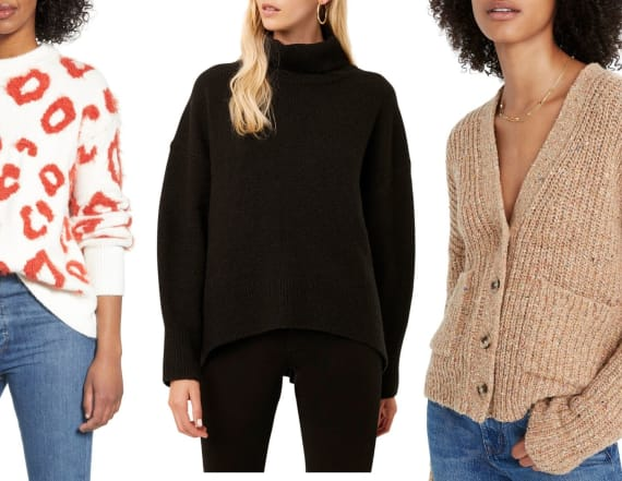 The 15 best sweaters from Nordstrom's winter sale