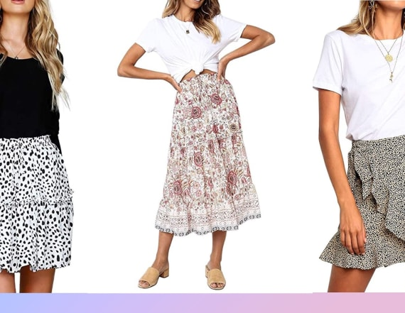 8 chic skirts for summer that Amazon shoppers love