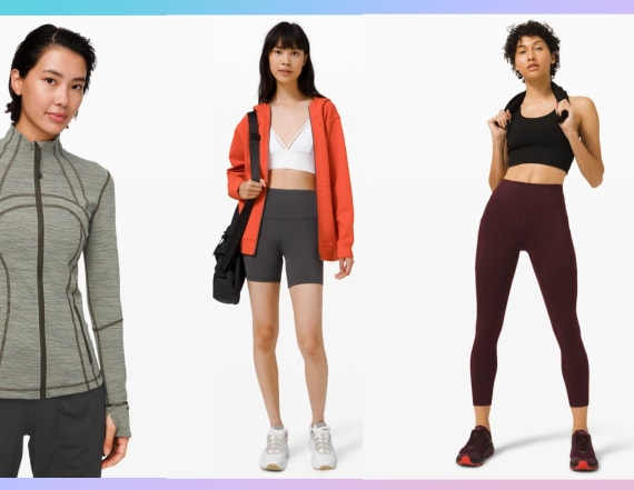 9 chic looks from Lululemon's hidden sale section