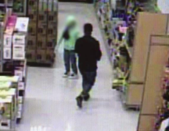 Man accused of groping children at Walmart