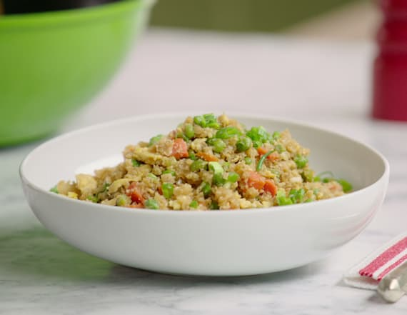 Best Bites: Cauliflower vegetable fried rice