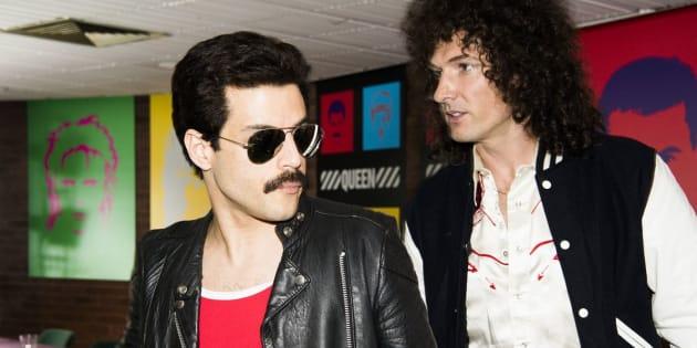 """Un deuxième film centré sur le groupe Queen pourrait bien voir le jour après le succès de """"Bohemian Rhaposdy""""."""