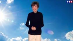 Les présentateurs météo rendent hommage à Catherine