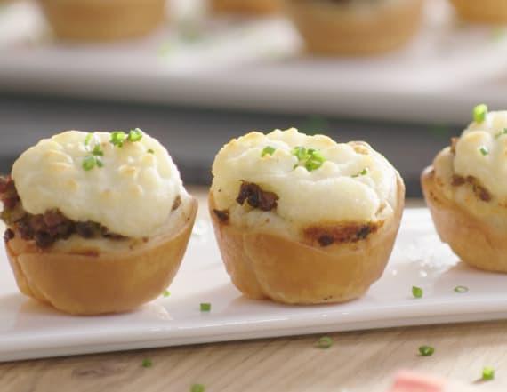 Best Bites: Mini Shepherd's Pie Muffins