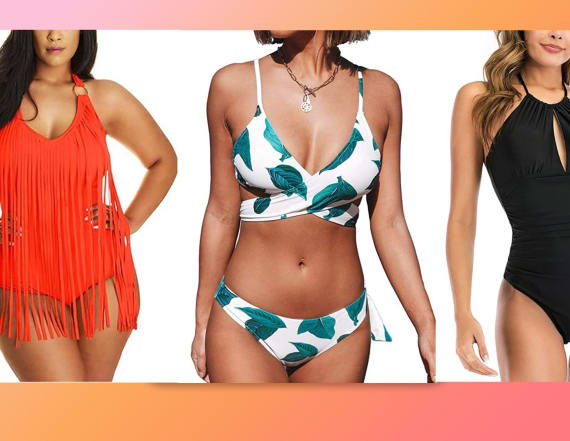 11 chic swimsuits under $30 Amazon shoppers love