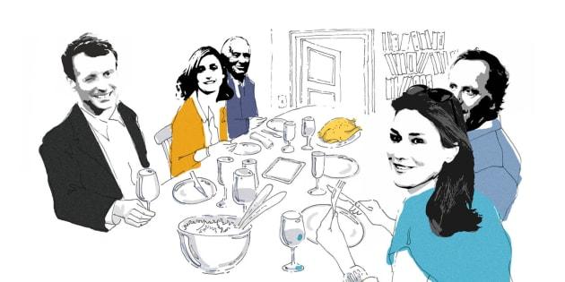 Dans son dernier livre, Guillemette Faure nous explique comment réussir un parfait dîner mondain.