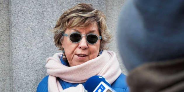 Pilar Barreiro, senadora del PP, en una imagen de archivo.