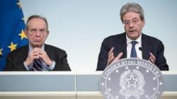 1 euro da Intesa, fino a 17 miliardi dallo