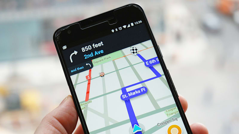 Waze expands it carpooling experiment across California