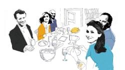 Dans son dernier livre, Guillemette Faure explique comment réussir un dîner
