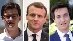 Les Jeunes avec Macron, succursale d'ex-socialistes au service de LREM, désignent leur