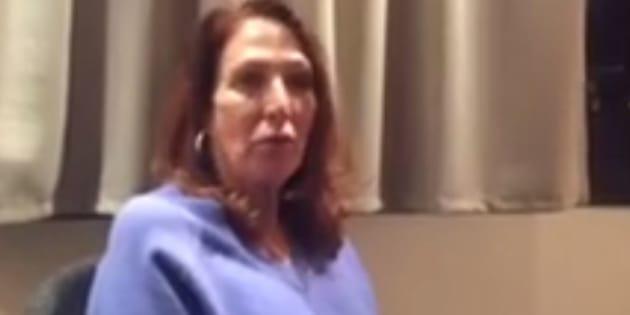 """Derrière la """"Marche des femmes"""", Teresa Shook, une ancienne avocate très discrète"""