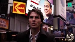 Un Égyptien a détourné ce film de Tom Cruise pour railler l'omniprésence