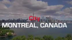 Ferrari prend une photo de Toronto pour promouvoir le Grand Prix de...