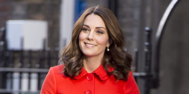 The Duchess of Cambridge.