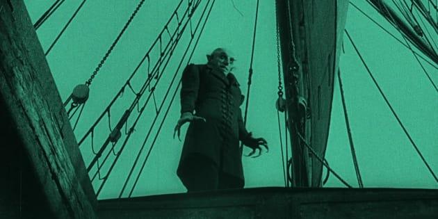 'Nosfearatu' é considerado um dos primeiros representantes do gênero do terror na História do cinema.